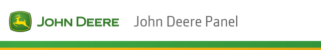 Painel John Deere